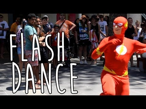Flash Dance (ThatsSoNathan)