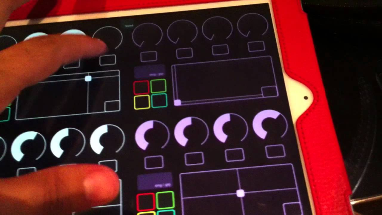 Midi Deck Ipad Digitaljoker Ipad Midi Control