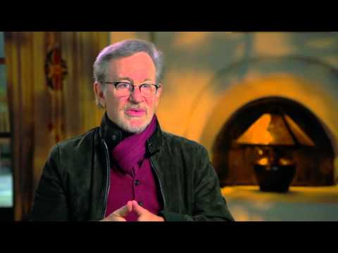 The BFG: Director Steven Spielberg Behind the Scenes Movie Interview