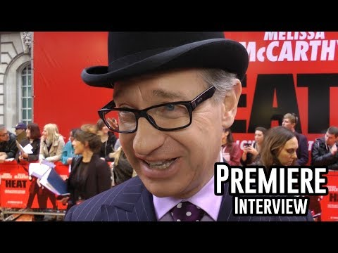 Paul Feig - The Heat Premiere Interview