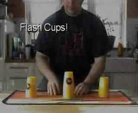 Synchron Cup Stacking - How to do it...