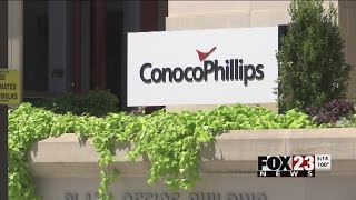 A Summer at ConocoPhillips