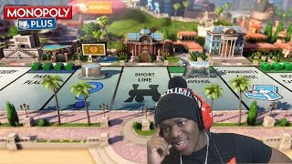 WHAT A GAME!!!   MONOPOLY XBOX ONE