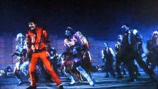 Michael Jackson Thriller (Coreografía con zombies) - Durée: 2:18.