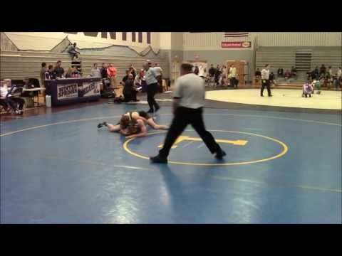 DeLand High School Wrestling Highlights 2012-2013