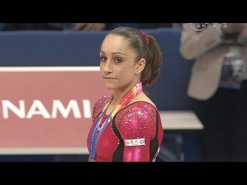 Jordyn Wieber becomes World Champion