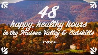 48 Hours in the Hudson Valley and Catskills this Fall