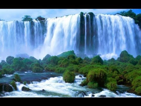 The World's Most Beautiful Waterfalls video