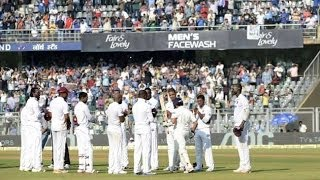 Sachin Tendulkar's final walk into Wankhede stadium- 200th test match