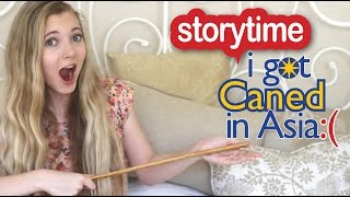 Storytime: I got CANED in Asia at my Chinese School! OMG! @MuzicByMozart