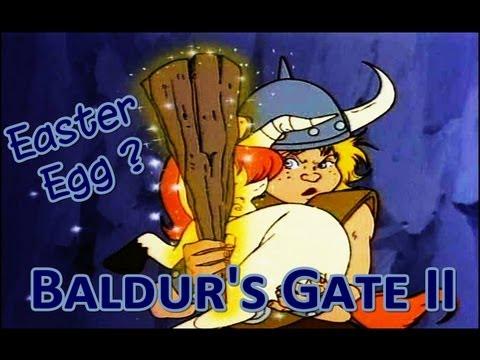 Baldur\'s Gate II: Shadows of Amn [Easter egg] (?)?