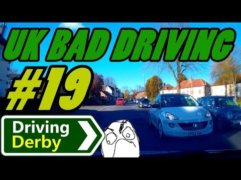 UK Bad Driving (Derby) #19