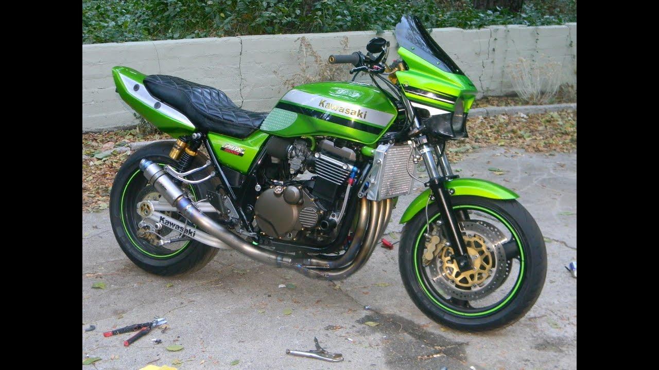 Kawasaki Factory Parts