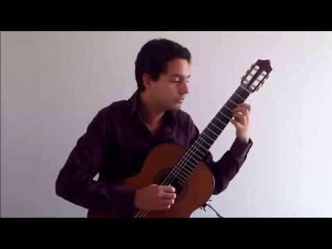 Francisco Tarrega - Estudio De Velocidad