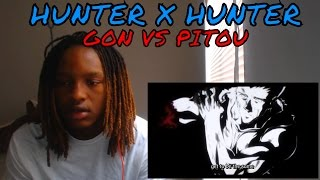 GON VS PITOU | THIS IS AWESOME | REACTION VIDEO