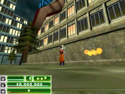 Esf- Goku Ssj5 Real!!!!!!! To Jest Prawdziwy Ssj5!!!!! video