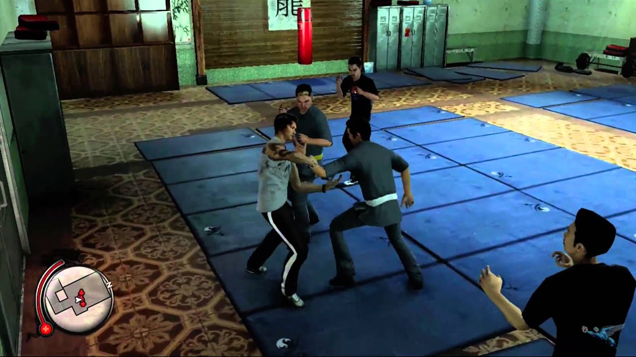 sleeping dogs dating mission