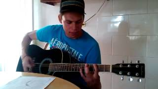 Regulo Caro - Empujando la linea (cover by pelon)