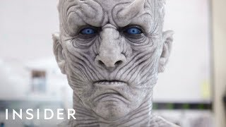 How The Prosthetics From 'Game Of Thrones' Are Made | Movies Insider