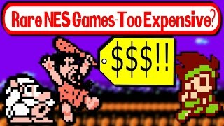 Rare NES (Nintendo) Games...are they worth the high prices?