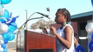 Tibby Blue Ribbon Award Celebration Student Poem and Essay 2014