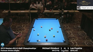 Day 3 - 2019 Western BCA 8-Ball Championship