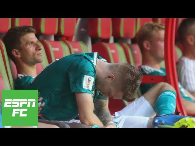 Examining Germany's shocking early exit at the 2018 World Cup after loss to South Korea | ESPN FC