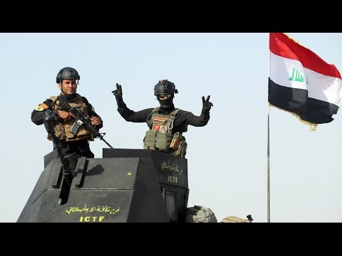 Fight for Fallujah: Iraqi forces enter major ISIS stronghold