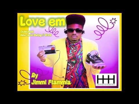Oldschool New Jack Swing/Rnb Mixtape // Jimmi Flammia - Love Em // Free Download