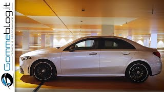 2019 Mercedes A-Class Sedan - READY TO FIGHT Audi A3 Sedan ?