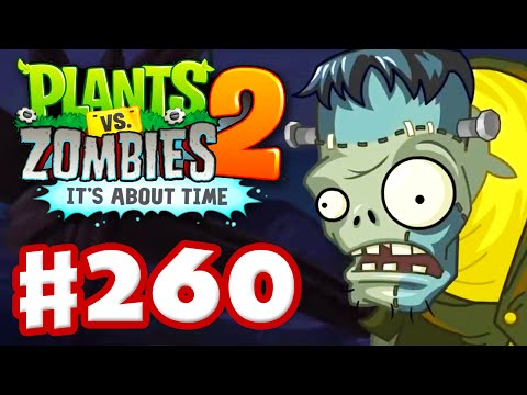 Plants vs. Zombies 2: Its About Time Gameplay Walkthrough Part 260 Halloween Lawn of Doom