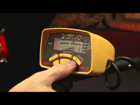 Garret Ace250 Metal Detector Review   Kellyco Metal Detectors