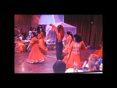 Dança Cigana. Música Espanhola. video