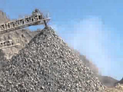Limestone Quarry - Ready Rocks Quarry Fujairah, UAE