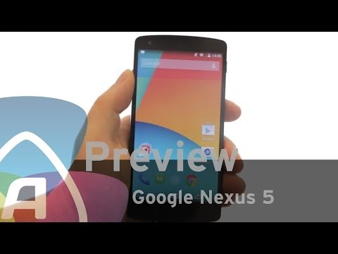 Google Nexus 5 by LG preview (Dutch)