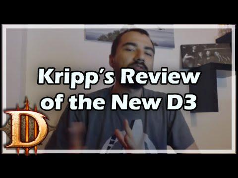 [Diablo 3] Kripp's Review of the New D3 (patch 2.1)