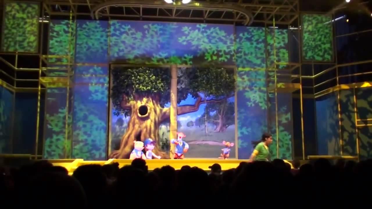 Playhouse Disney Live on Stage! 2/3 - Disneyland Paris HD ...