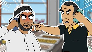 REVENGE on Lying Arab Restaurant Owner