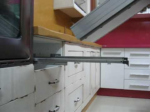 Manijas para cajones de cocina