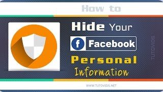 How to Hide Personal Information on Facebook