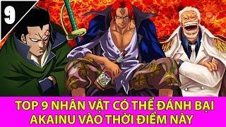 Top 9 người có thể đánh bại được Akainu vào thời điểm này_Top anime.