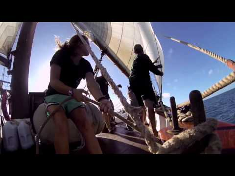 Sailing the Caribbean with Adventure Life