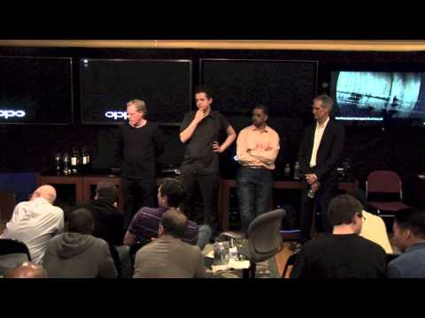 2013 HDTV Shootout - Q & A Session