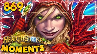 DO YOU BELIEVE IN MIRACLES?? You Will After This... | Hearthstone Daily Moments Ep.869
