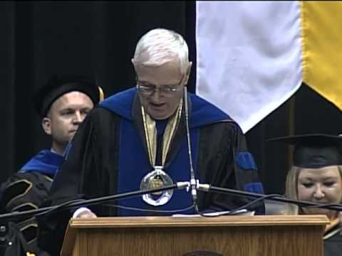 Wichita State University LAS Commencement - 2013