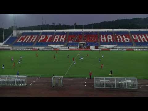 Спартак-Нч  - Динамо-Ст Обзор