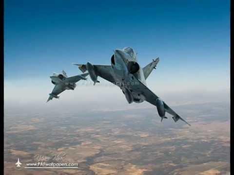 Pakistan Air Force Present and Near Future Fighter Aircrafts