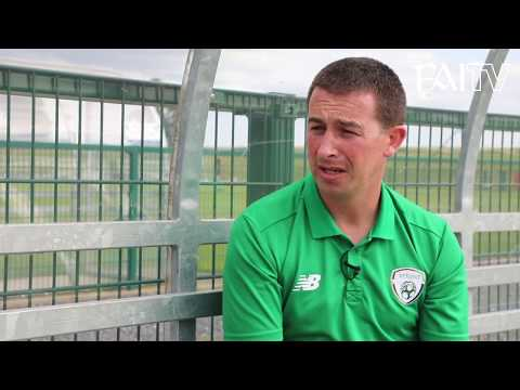 IRLWU17: James Scott announces squad for Women's Under-17 Championship qualifiers