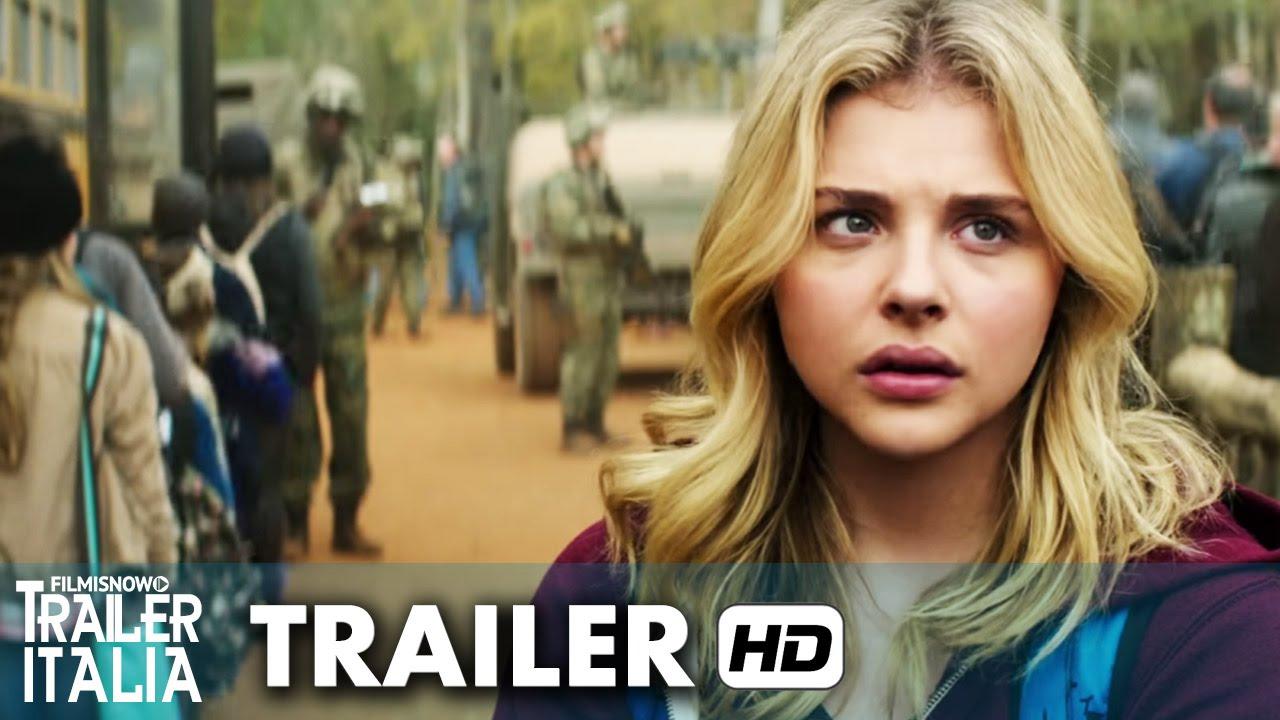 La Quinta Onda Trailer Italiano Ufficiale (2016) - Chloë Grace Moretz [HD]