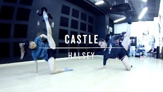 Castle (Halsey) | Step Choreography (Level 2)